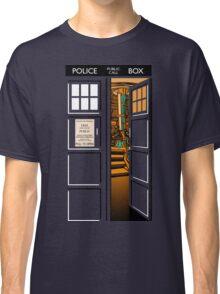 Bigger on the inside v.2 Classic T-Shirt