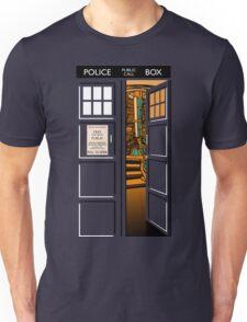 Bigger on the inside v.2 Unisex T-Shirt
