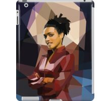 Martha fragged iPad Case/Skin