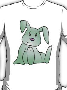 Green Bunny Rabbit T-Shirt