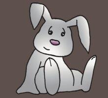 White Bunny Rabbit Kids Clothes