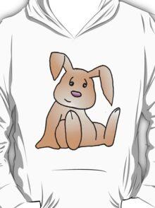 Orange Bunny Rabbit T-Shirt