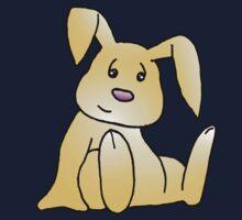 Brown Bunny Rabbit Kids Clothes