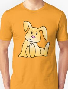Brown Bunny Rabbit Unisex T-Shirt