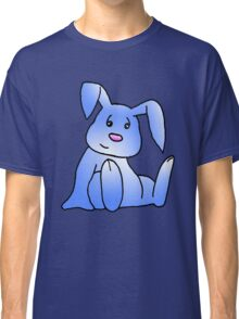 Blue Bunny Rabbit Classic T-Shirt