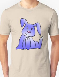 Lavender Bunny Rabbit T-Shirt