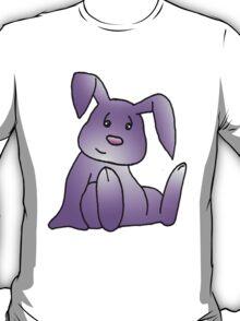 Magenta Bunny Rabbit T-Shirt