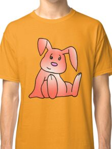 Red Bunny Rabbit Classic T-Shirt