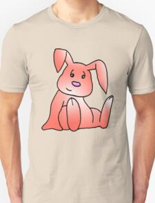 Red Bunny Rabbit T-Shirt