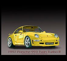 1997 Porsche 993 Twin Turbo by Jack Pumphrey