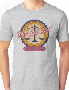 Breaking Bad Inspired - Better Call Saul - Albuquerque Attorney Parody Unisex T-Shirt