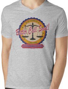 Breaking Bad Inspired - Better Call Saul - Albuquerque Attorney Parody Mens V-Neck T-Shirt