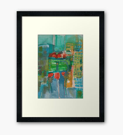city night 3 Framed Print