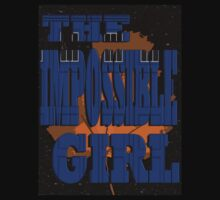 The Impossible Girl by perilpress