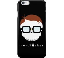 Nerdlocker's Skully iPhone Case/Skin