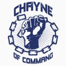 Chayne of Command by davegraphix