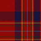 02375 De Nardi of Winnipeg #2 Tartan Fabric Print Iphone Case by Detnecs2013