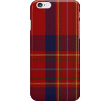 02375 De Nardi of Winnipeg #2 Tartan Fabric Print Iphone Case iPhone Case/Skin