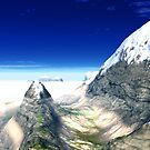 Roland's Peak by Hugh Fathers