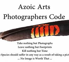 Photographers Code............ by AzoicArts