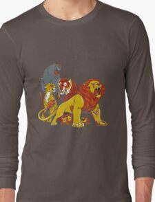 Real Thundercats Long Sleeve T-Shirt