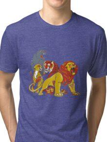 Real Thundercats Tri-blend T-Shirt
