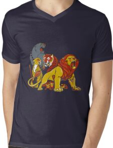 Real Thundercats Mens V-Neck T-Shirt