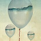 Wet Weather Balloons by vinpez