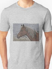 horse recolored T-Shirt