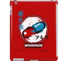 Capsule Gang Sake (Akira) iPad Case/Skin