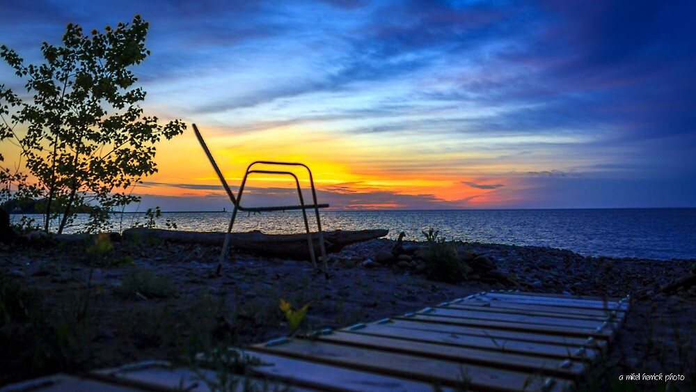 First Sunset by Mikell Herrick