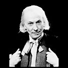 William Hartnell - Dr Who #1 by Glenn Slingsby