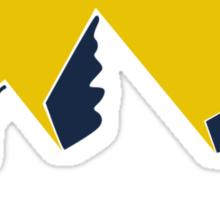 Mount Washington Sticker Sticker