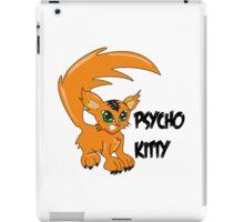 Psycho Kitty iPad Case/Skin