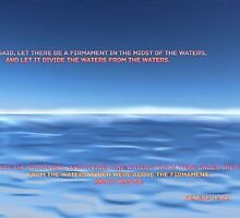 God Divided the Waters by aprilann
