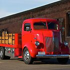 1941 Ford Cab Over Truck by DaveKoontz