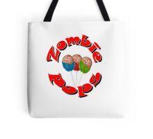 Zombie Pops Tote Bag