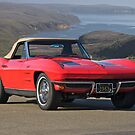 1963 Chevrolet Corvette by DaveKoontz