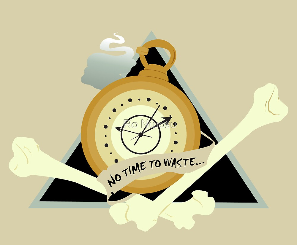No Time to Waste by Ro Nwosu