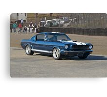 1965 Ford Mustang GT350 Canvas Print