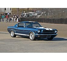 1965 Ford Mustang GT350 Photographic Print