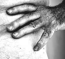 HAND IS IT MINE OR MY FATHER'S by Thomas Barker-Detwiler