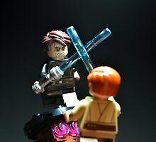 Jedi Duel by Deanomite85