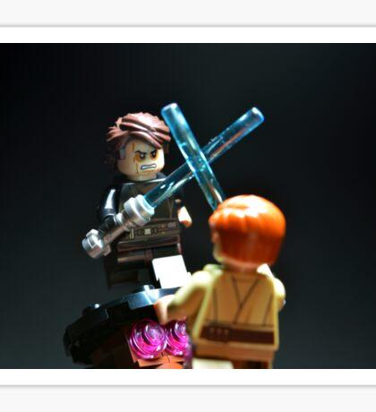 Jedi Duel Sticker