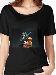 Jedi Duel Women's Relaxed Fit T-Shirt