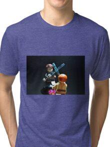 Jedi Duel Tri-blend T-Shirt