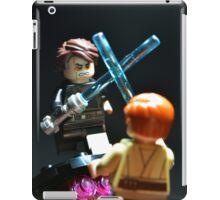 Jedi Duel iPad Case/Skin