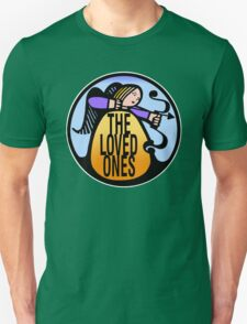 The Loved Ones original drumskin design 1965 Unisex T-Shirt