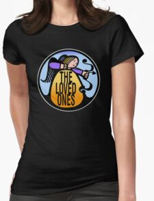 The Loved Ones original drumskin design 1965 Womens Fitted T-Shirt
