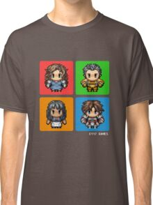 HIVE - 4 Square Characters Classic T-Shirt